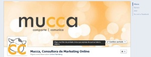 Página de Mucca Marketing Online