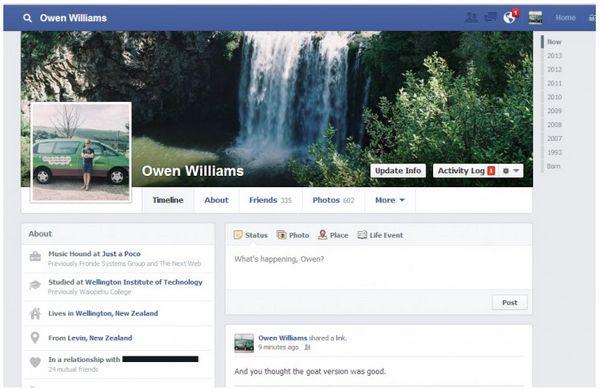 facebook-test-timeline