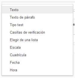 Como crear un formulario con google drive 03