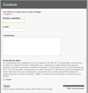 Como crear un formulario con google drive 07